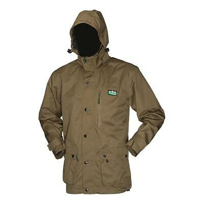Ridgeline Seasons Jacket Heather Brown Waterproof Hunting//Shooting//Fishing