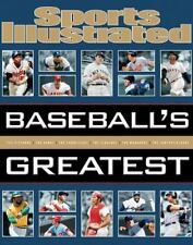 Sports Illustrated Baseball's Greatest by Sports Illustrated Editors (2013, Hardcover)