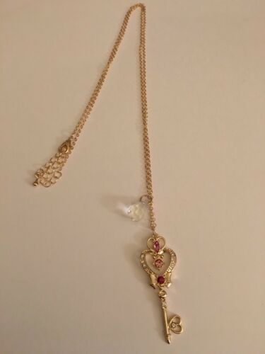 Sailor Moon 25th Anniversary Neo Queen Serenity Tiara Necklace US SELLER!!!