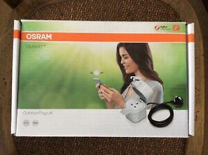 Osram Smart + IP44 exterior 13a Plug Socket