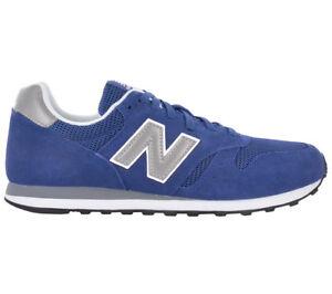 new balance hombre 373 azul
