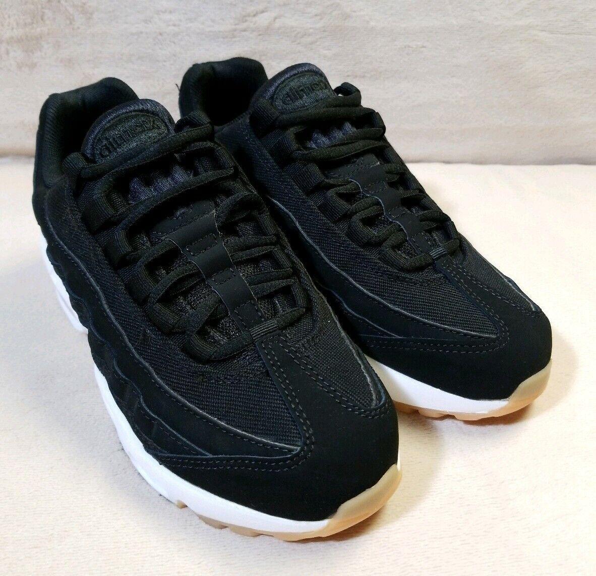 Nike Air Max 95 OG Black Anthracite Gum Women's Running 307960-017 Size 6