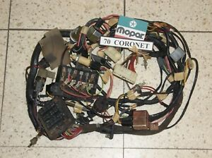 Superb Under Dash Wiring Harness With 8 Electrical Components 70 Dodge Wiring Digital Resources Jebrpcompassionincorg