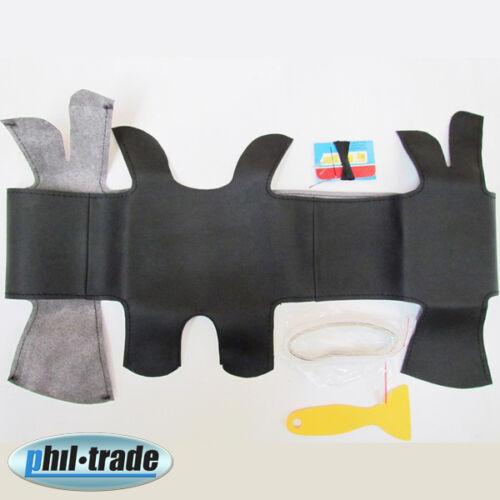 VOLANTE specifico riferimento nero vera pelle di spago saver di oggetti da AUDI q5