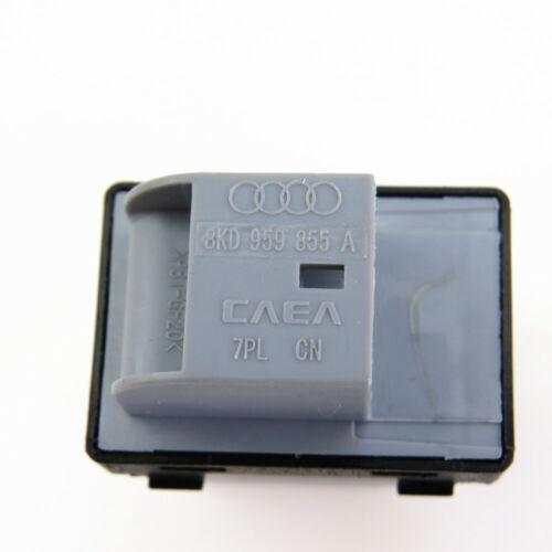3x Chrom Fensterheberschalter Für Audi A4 Allroad A6 Quattro A5 Q5 8KD 959 855 A