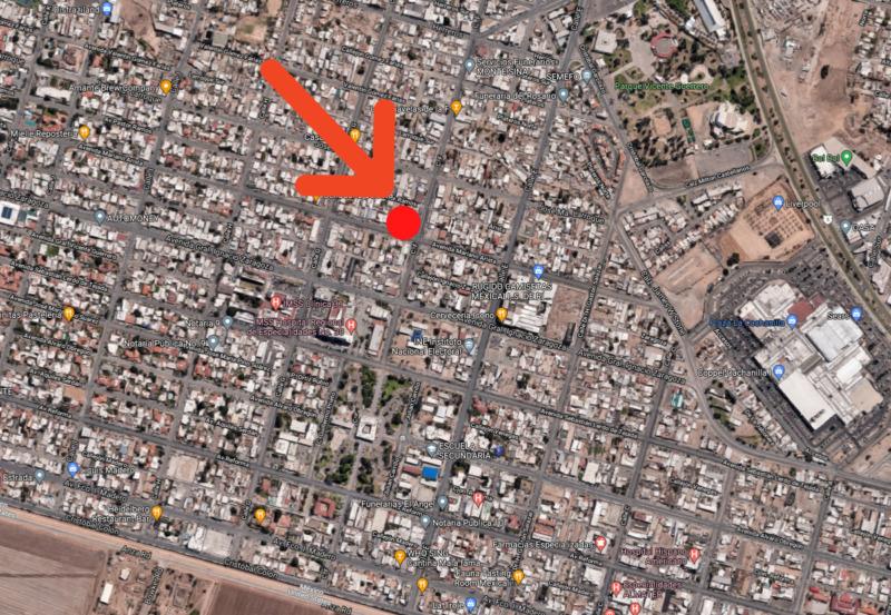 Almacén Bodega en la Segunda Sección de Mexicali
