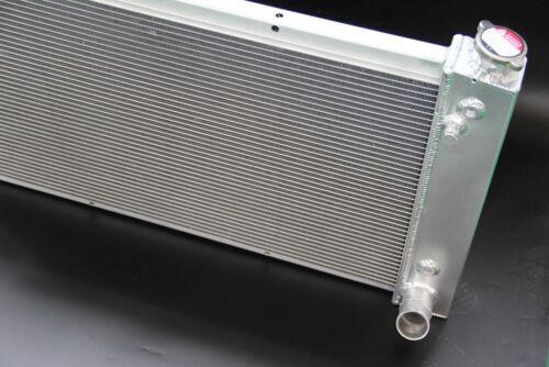 3 ROW ALUMINUM RADIATOR FOR CHEVY C//K 10 20 30 PICKUP TRUCK 1967-1972 1968 1969