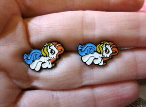 My-Pony-Earrings-Hypoallergenic-Stud