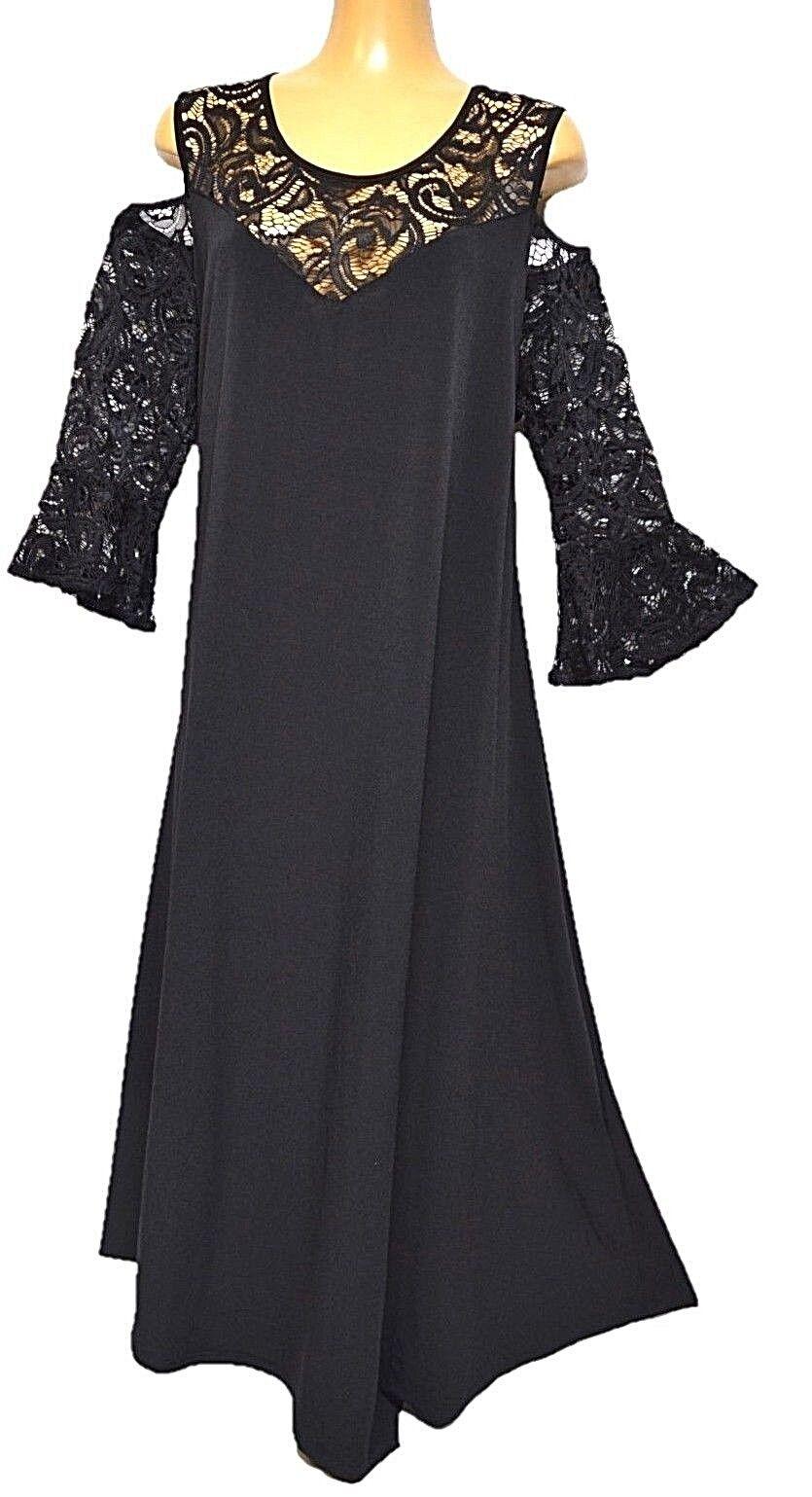 a75a4343db6be TS dress TAKING SHAPE plus sz M 18 - 20 Dress stretch lace NWT rrp ...