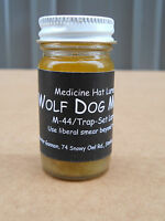 1 Oz. Medicine Hat: Wolf Dog Moon, Coyote Trapping, Fox, Bobcat