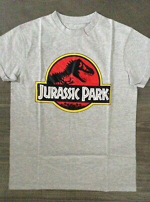 Men/'s Ex Store official merchandise retro jurassic world T Shirts 90s