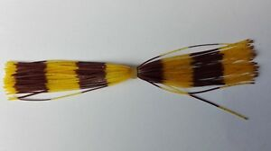 SILICONE RUBBER SILI LEGS FOR FLY TYING CHOICE OF COLOURS AVAILABLE PER BUNCH