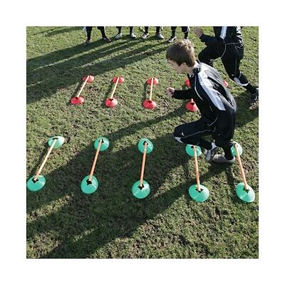PRECISION TRAINING SPEED AGILITY LADDER SET (TR567)