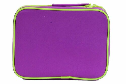 Converse Girl/'s 4A5127 Purple Cactus Insulated Lunch Bag