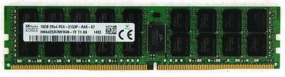 *NEW FULL WARRANTY* Hynix HMA42GR7MFR4N-TF 16GB DDR4-2133 2Rx4 ECC REG RoHS RAM