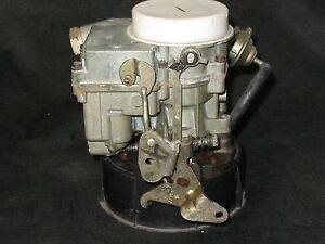 NOS-7041163-Carburetor-1971-Pontiac-350-400-4-speed-2-Bbl