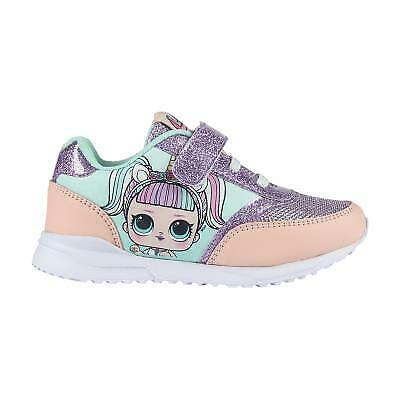 LOL Surprise Led Light Kids Shoes Trainers Sneakers Original Licensed LOL Sur...