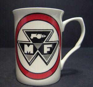 FERGUSON SPRING CLEAN TRACTOR Fine Bone China Mug Cup Beaker
