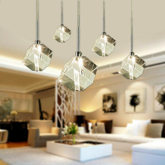 Modern Crystal Light Kitchen Ceiling Lights Home Chandelier Lighting Bar Lamp For Sale Online Ebay
