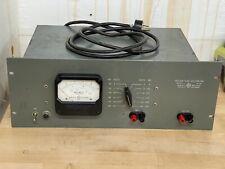 Hewlett Packard Hp 400hr Vacuum Tube Voltmeter Local Pickup Only Atlanta
