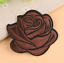 Rose-Patch-Flower-Embroidered-Patches-for-Embroidery-Cloth-Badge-Iron-Sew-On thumbnail 9
