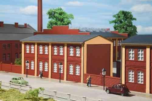 SH Auhagen 11423 producción edificio kit Ho