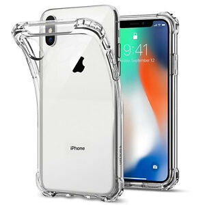 For-iPhone-XS-Max-XR-X-8-Ultra-thin-Slim-Silicone-Soft-Clear-TPU-Back-Case-Cover