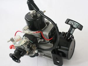 2 tiempos 26cc RC Barco Marina Gas Motor para carreras ZENOAH G260 PUM compatiblex 11
