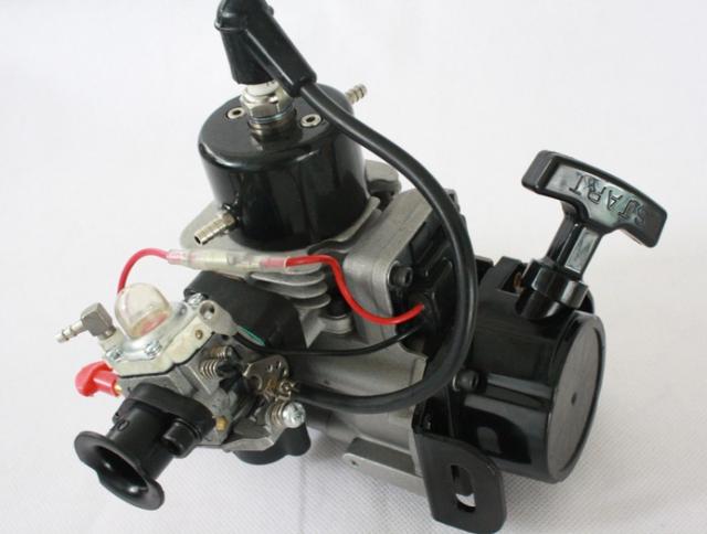 2-Stroke 26cc RC Marine Gas Engine for Racing Boat ZENOAH G260 PUM  CompatibleX11