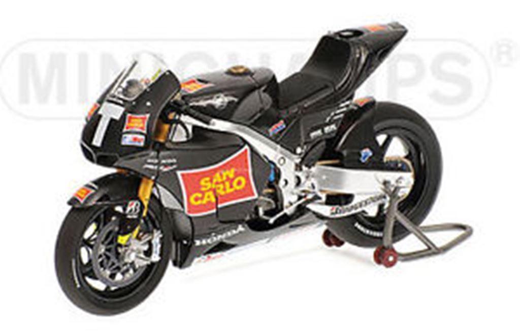 Minichamps 122 111168 honda RC212V motogp test bike 2011 marco simoncelli 1 12th