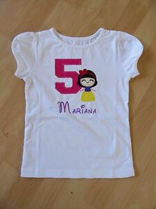Personalised-Embroidered-Long-Sleeves-Princess-Snow-White-Birthday-Girl-T-shirt