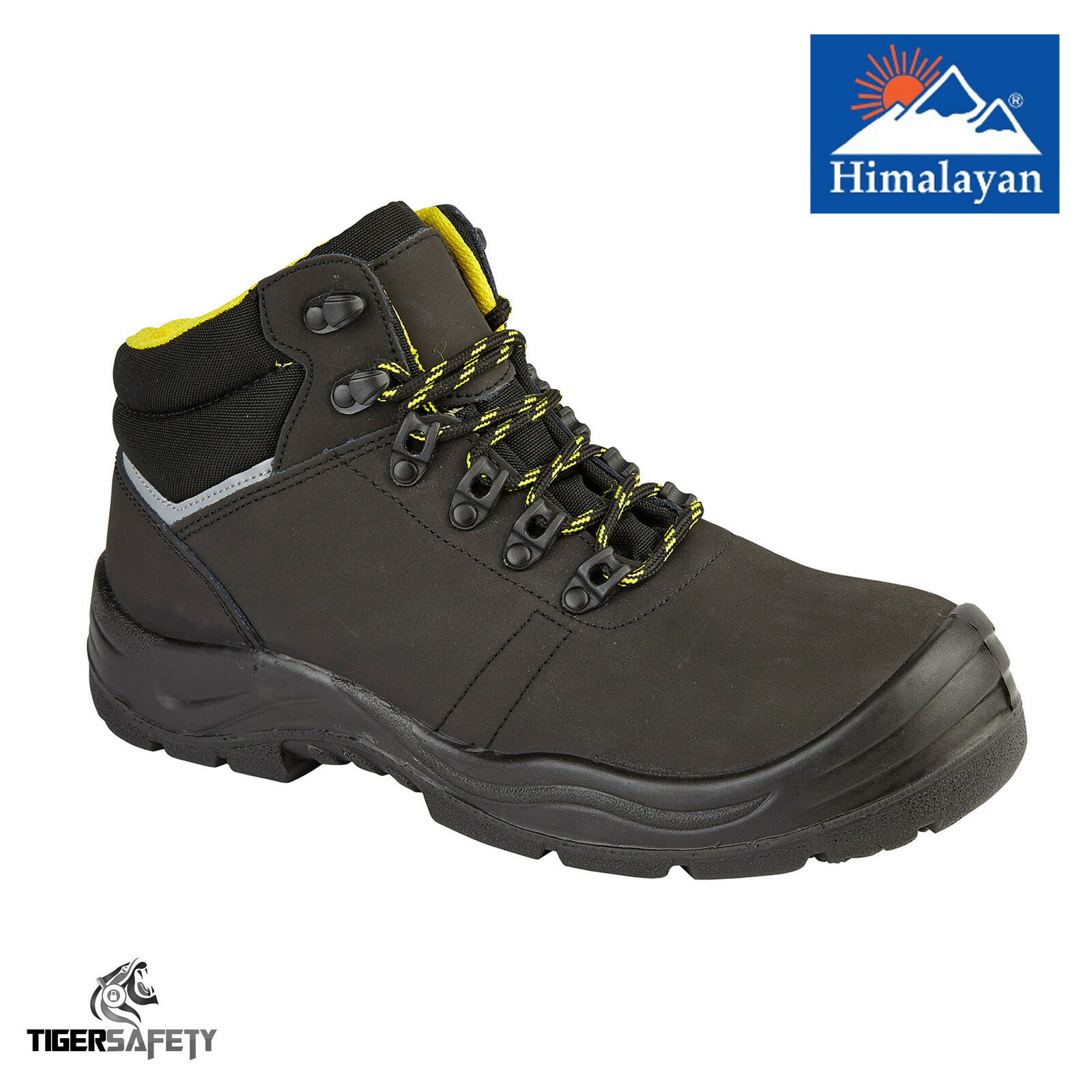 Himalayan 2603 S3 Sra Noires Cuir Composite Pointe Orteil Randonneur Style