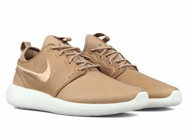 uk availability 0a685 cf072 NikeLab Roshe Two Leather Premium Men s Sneakers Shoes  876521-200  Size 8.5