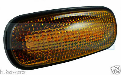 LAND ROVER DEFENDER 2007 ON LED ORANGE/AMBER INDICATOR SIDE REPEATER LAMP/LIGHT