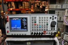 Aeroflex Ifr 1600 Communications Analyzer Ts 4317grm Late Model Lcd Read
