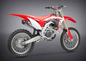 Yoshimura Rs 9t Full System Exhaust For Honda Crf 450 R Rx 2017 2018