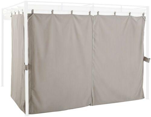 Seitenteile für Pavillon »MIlos« sandfarben B454219 UVP 73,49 €