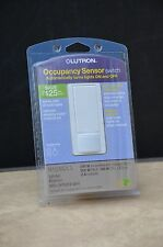 Lutron MS-OPS2H-WH Maestro Occupancy Sensor Switch, White