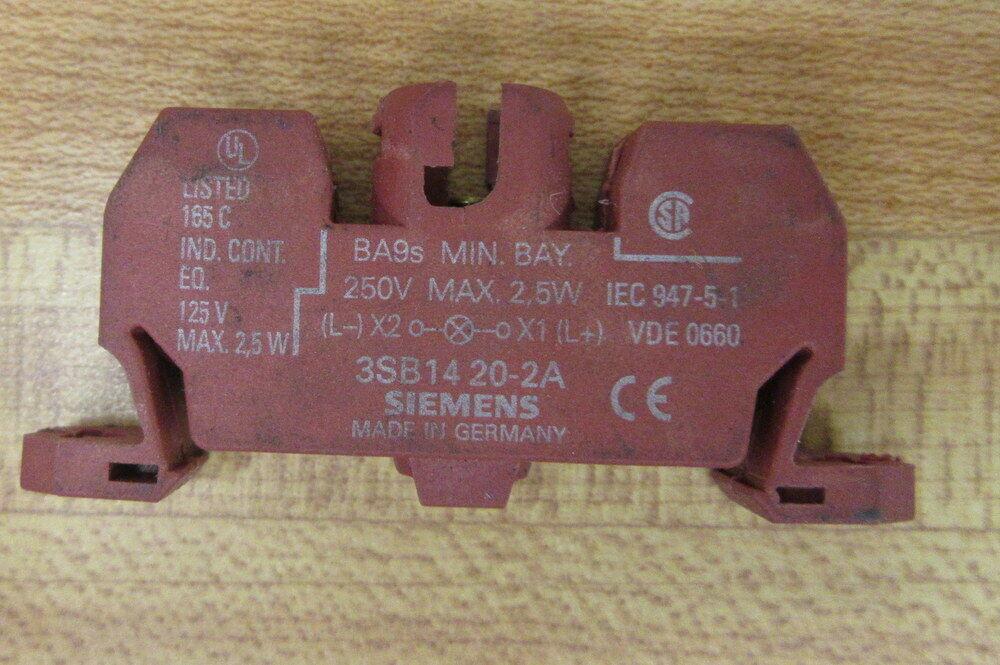 Siemens 3SB1420-2A NSNP