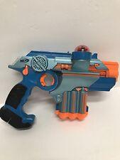 Blue Nerf Laser Tag Phoenix LTX Blaster Pistol Gun
