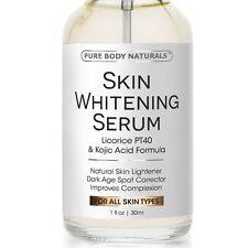 Skin Whitening Lightening Serum - Natural Skin Whitening Cream Treatment - Dark