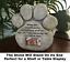 Cat-Stone-Grave-Paws-Marker-Name-Headstone-Garden-Pet-Memorial-Paw-Dog-Print thumbnail 3