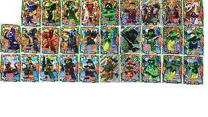Lego-Ninjago-2016-Trading-Card-Carte-Jeu-a-Collectionner-pour-Choisir-No-61