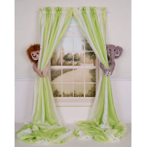 CURTAIN-CRITTERS-JUNGLE-SAFARI-ELEPHANT-amp-LION-CURTAIN-TIEBACK-COLLECTOR-SET