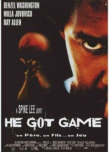 DVD-He-Got-Game-Occasion-France