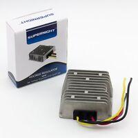 Golf Cart Voltage Reducer Converter 48v To 12v 10a 120w For Led Strip Light