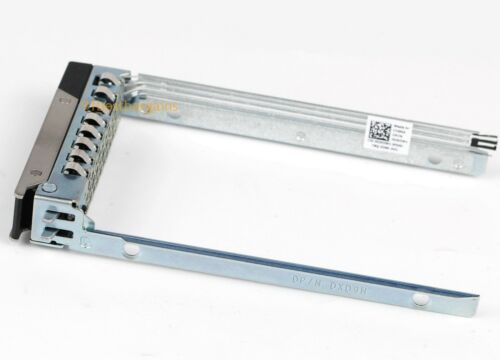 "DXD9H SAS//SATA 2.5/"" SFF Hard Drive Caddy Tray For Dell 14Gen PowerEdge R740 R440"