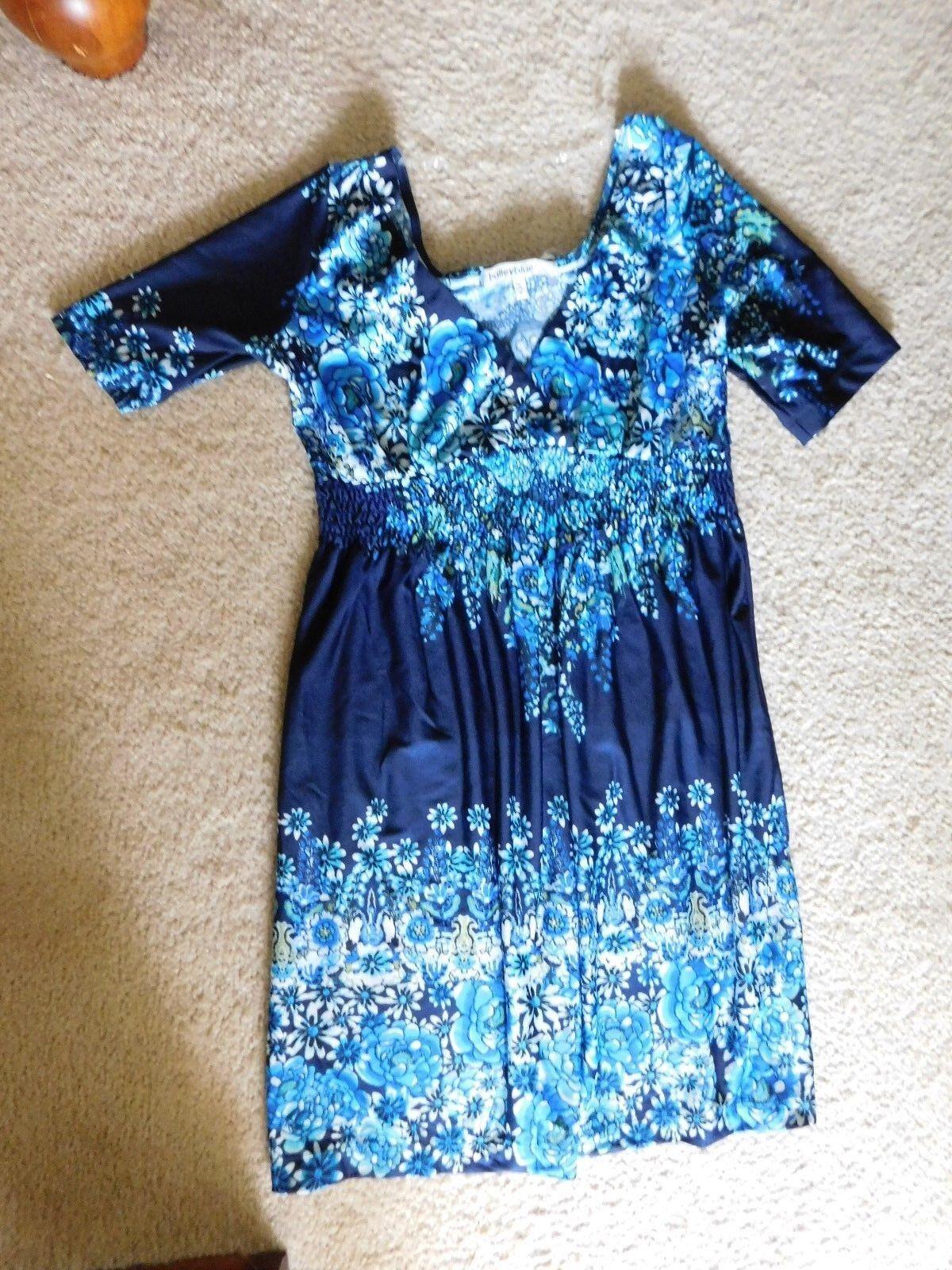 BAILEY blueE DRESS SIZE MEDIUM NEW
