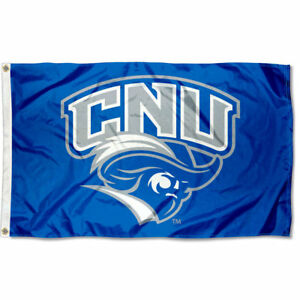buy popular ab8b1 ead7b Details about Christopher Newport University Captains NCAA Flag Tailgating  Banner