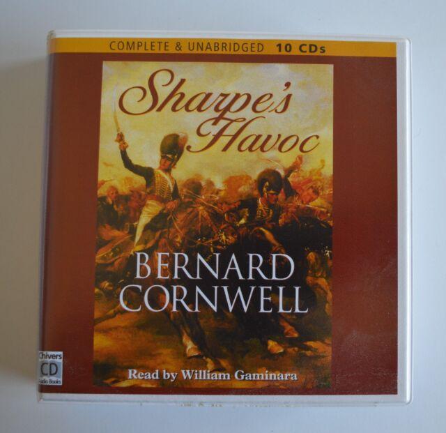 Sharpe's Havoc: by Bernard Cornwell - Unabridged Audiobook - 10CDs
